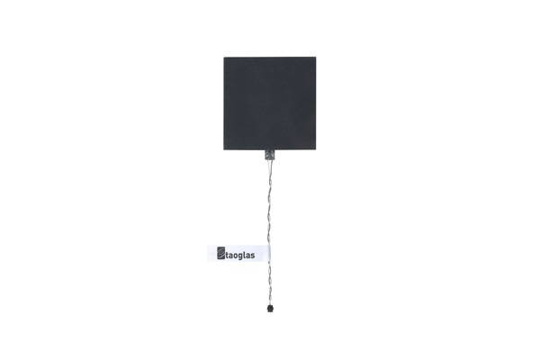 fxr 06 52 0075x a dg nfc flex pcb antenna with 75mm twisted pair 28awg cable and ach f   47 47 0