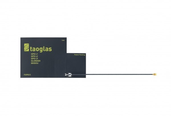 gnss antenna with 90 efficiency in gps galileo glonass beidou l1 bands. Black Bedroom Furniture Sets. Home Design Ideas