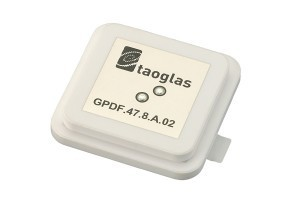 Product Image for GPDF.47.8.A.02 Embedded GPS/GALILEO L1/L2 Stacked Antenna 47*47*8mm