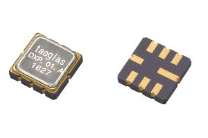 Product Image for DXP.01.A - SMD L1/L2 SAW Diplexer for GPS L1/GALILEO, GLONASS L2 & BeiDou B2 5*5*1.7mm