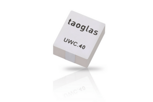 Product Image for Accura UWC.40 3~5GHz Ultra-Wide Band (UWB) SMD Chip Antenna