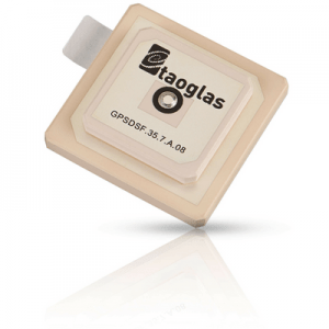 Product Image for GPSDSF.35.7.A.08 - 35mm GPS-GLONASS-GALILEO & SDARS Stacked Patch Antenna